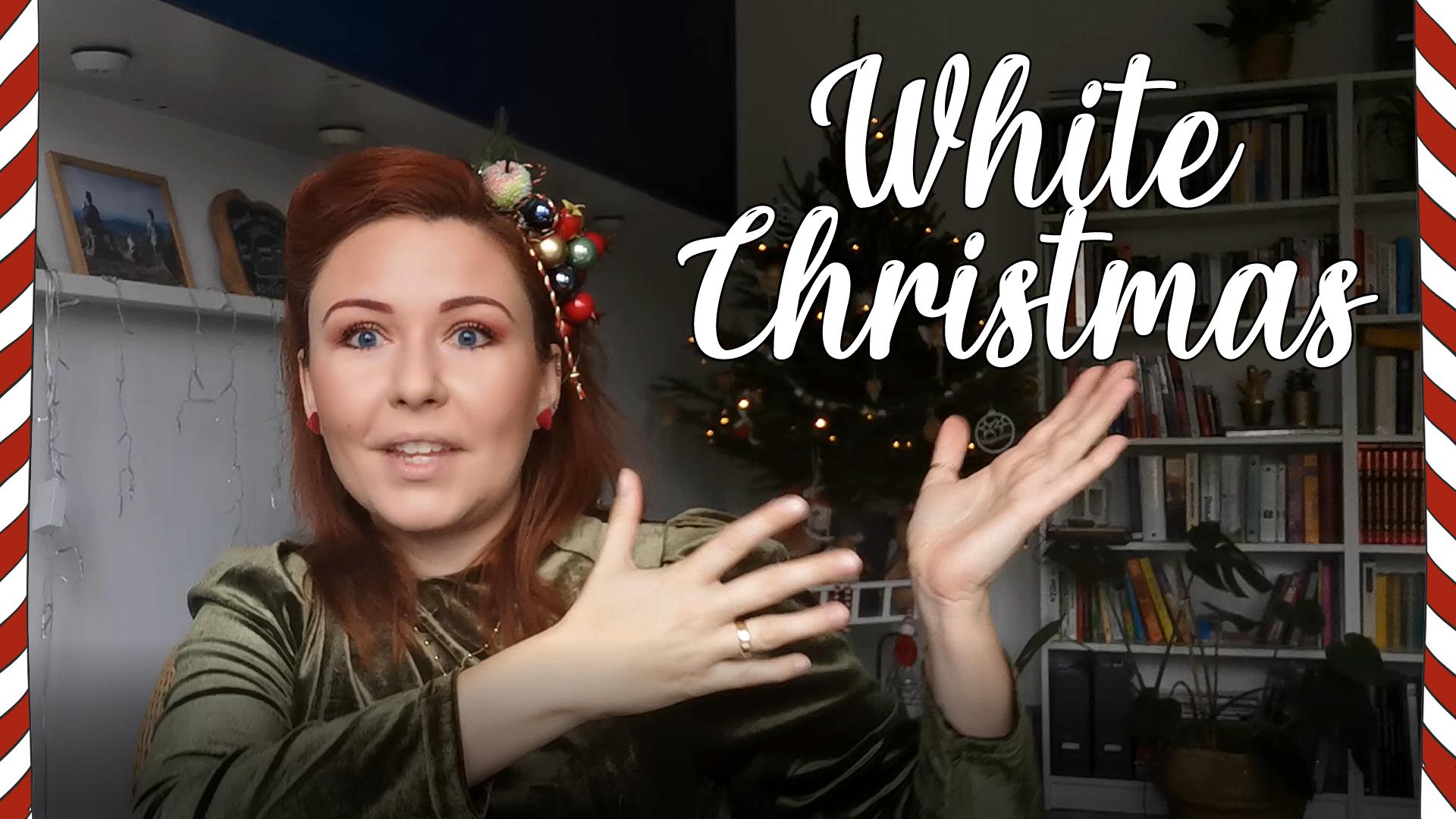 Trening z Ms Gugu: Ćwiczenie White Christmas, czyli półtony i harmonie (wiek 13+)